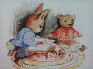 Tavşan Çiko ve kitapları