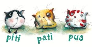 Ayrılmaz Dostlar: Piti, Pati ve Pus