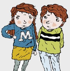 Lasse ve Maja