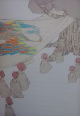 Aykuşu'nu izleyen güleç, keyif ehli Lata halkı