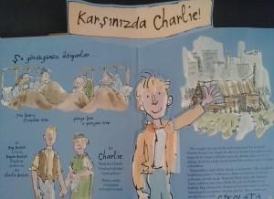 Charlie Bucket ve geniş ailesi