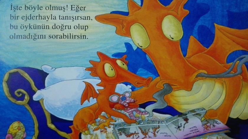 """""""yoksa ejderhaların neslinin tükendiğini mi sanıyorsunuz?"""""""