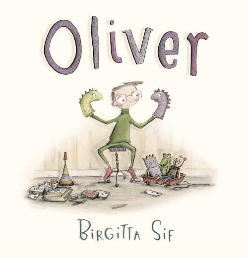 """"""" Kendini herkesten farklı hissetmiş olanlara"""" adamış yazarı Oliver'ı"""