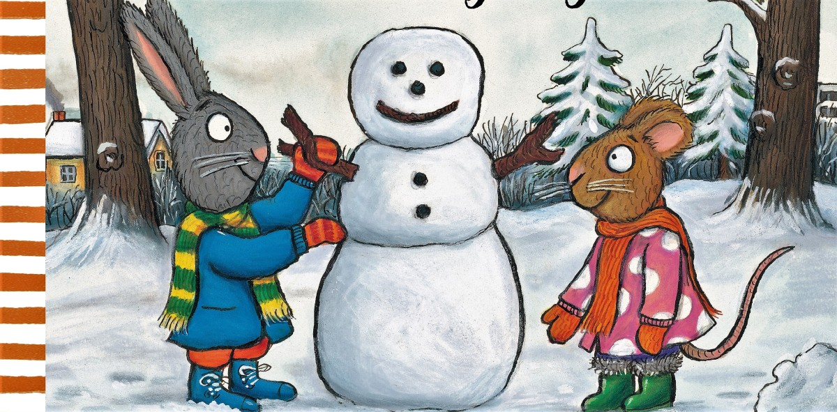 Kardan Meleklerdir En Güzeli: Tavşancan ile Faresu Karlı Gün